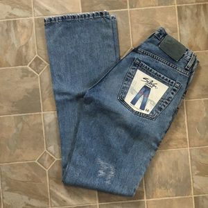Silver Frisco Jeans